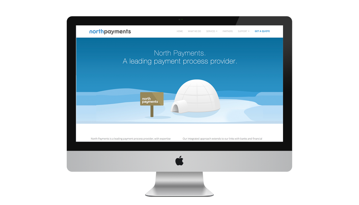 North Payments Website